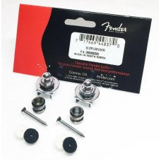 Fender Security Strap Locks and Buttons