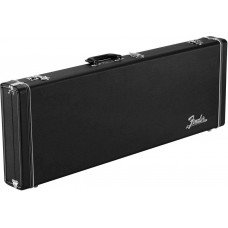 Кейс электрогитары Fender Classic Series Case For Strat/Tele Black