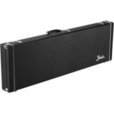 Аксессуар гитары Fender Classic Series Wood Case for Precison Bass/Jazz Bass - Black