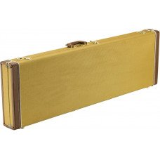 Fender Classic Series Wood Case for Precison Bass/Jazz Bass - Tweed