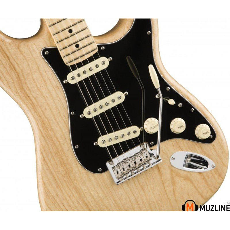 Электрогитара Fender American Professional Stratocaster MN Natural