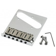 Бридж Fender Bridge Assembly For American Series Telecaster Chrome