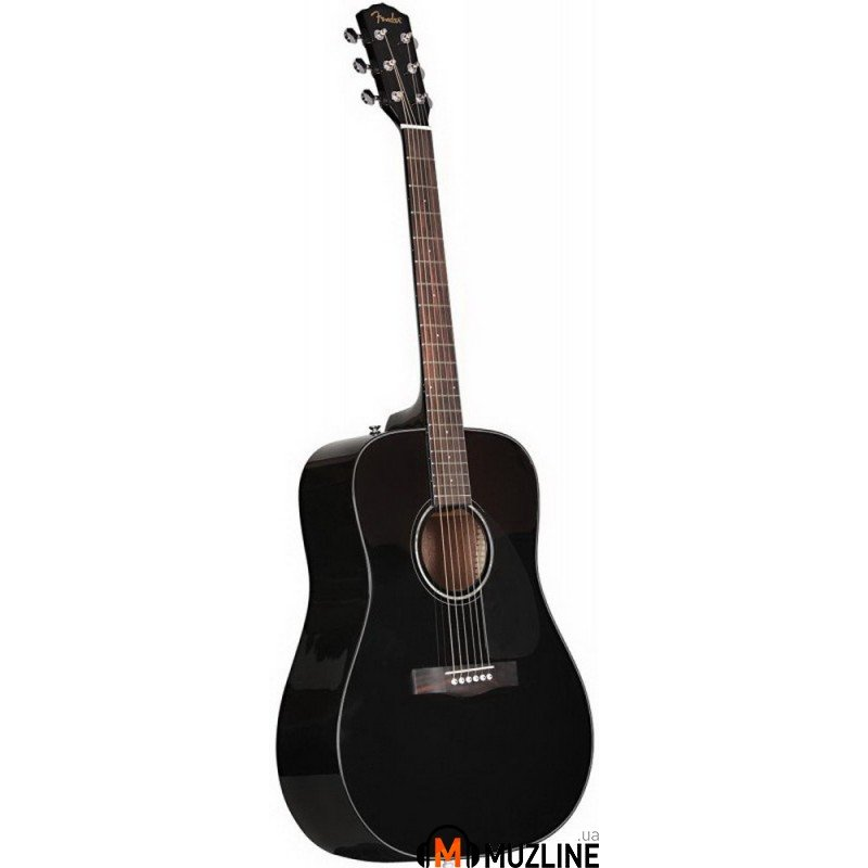 Гитара Fender CD-60 V3 WN Black