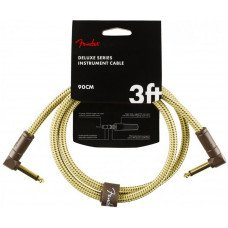 Fender Cable Deluxe Series 3' Tweed