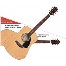Гитара Fender FA-115 Natural Pack