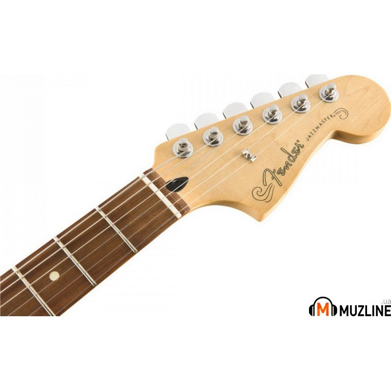 Электрогитара Fender Player Jazzmaster PF SGM