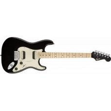 Электрогитара Fender Squier Contemporary Stratocaster HH MN Black Metallic