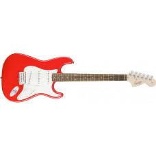 Электрогитара Fender Squier MM Strat HT Red