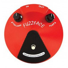 Гитарная педаль Dunlop JD-F2 Fuzzface Distortion