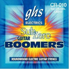 GHS Strings Sub-Zero Boomers Set CR-GBL