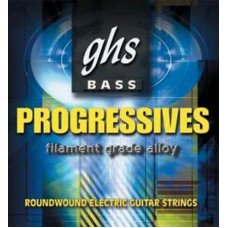 GHS Strings Progressives Bass Set