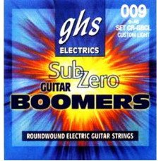 GHS Strings Sub-Zero Boomers Set