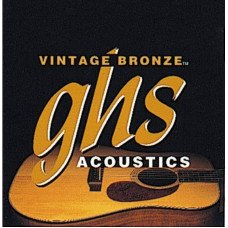 GHS Strings Vintage Bronze 12-str Set