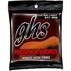 GHS Strings S315 Phosphor Bronze