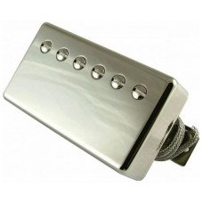 Gibson 57 Classic Plus Alnico II Humbucker Nickel Cover