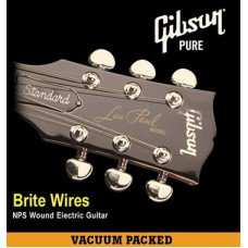 Gibson SEG-700ULMC Brite Wires NPS Wound Elect.009-.046