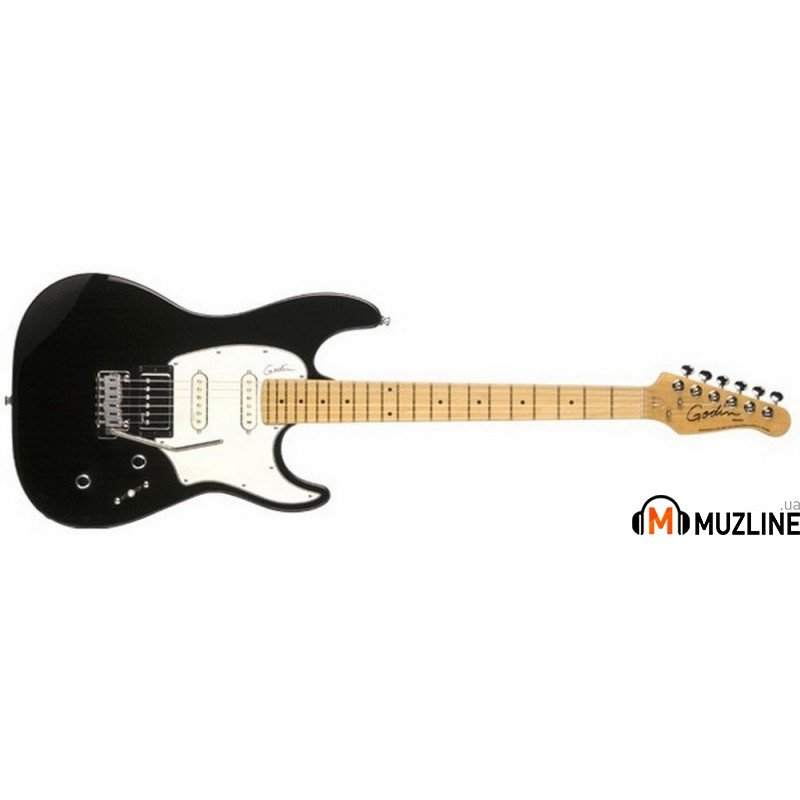 Электрогитара Godin Session Black HG MN with Bag