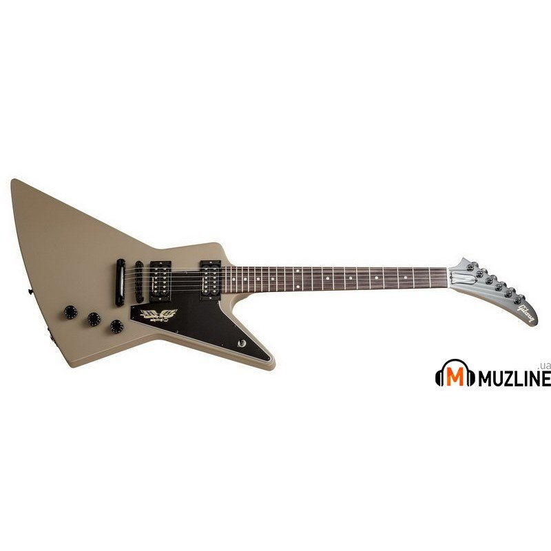 Электрогитара Gibson 2014 Explorer Government Series 2 Government TAN