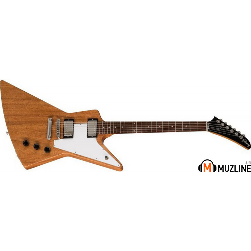 Электрогитара Gibson 2019 Flying V Antique Natural