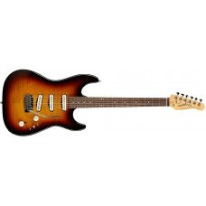 Электрогитара Godin Progression Vintage Burst Flame RN with Bag