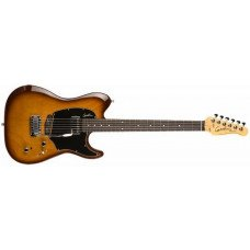 Godin Session Custom Lightburst HG RN with Bag