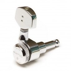 Graph Tech PRL-8311-C0 Electric Locking 3+3 Contemporary Chrome 2 Pin