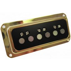Звукосниматель Gretsch Dynasonic Bridge Pickup Gold