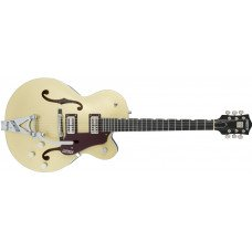 Полуакустическая гитара Gretsch G6118T-135 LTD 135th Anniversary Casino Gold/Dark Cherry Metallic