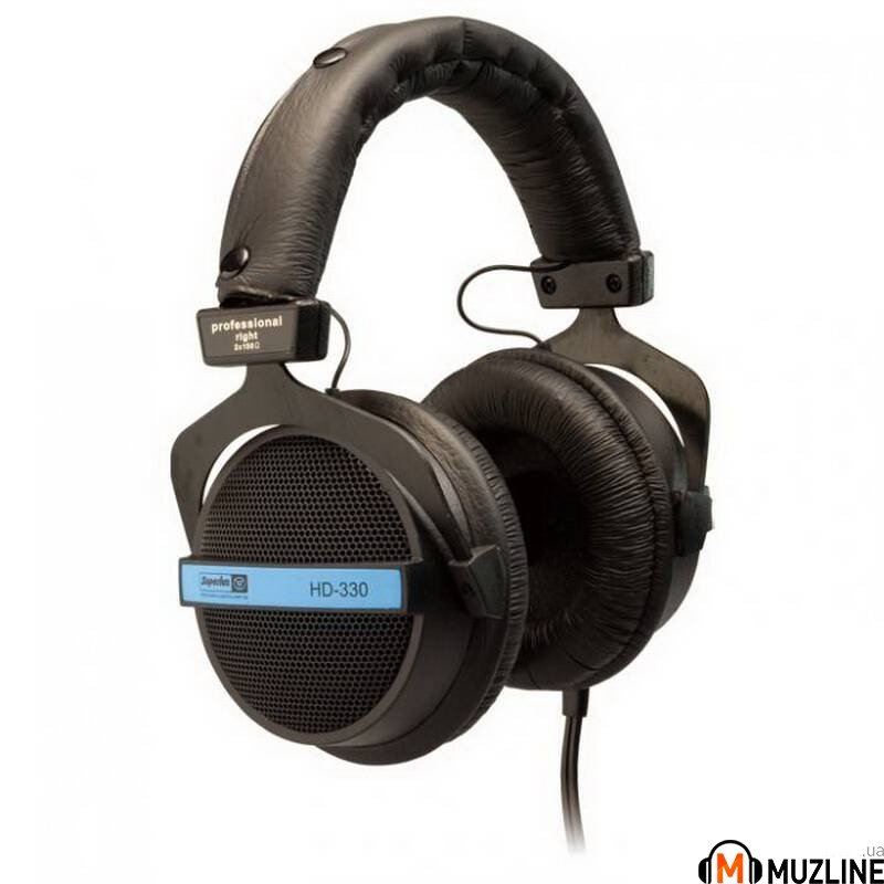 Hi-Fi наушники Superlux HD-330