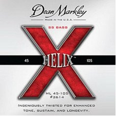 Dean Markley 2614B Helix HD Bass Ss ML5 45-128