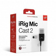 IK Multimedia iRig Mic Cast 2
