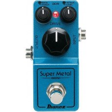 Ibanez SM Mini Super Metal Distortion Pedal