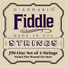 D'Addario J90 Fiddle