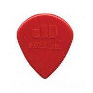 Dunlop 47P3N Nylon Jazz III Red Nylon Player's Pack