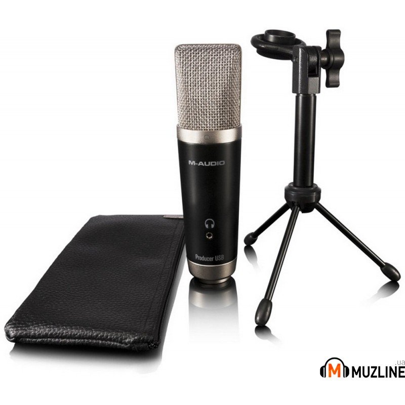 USB-микрофон M-Audio Vocal Studio