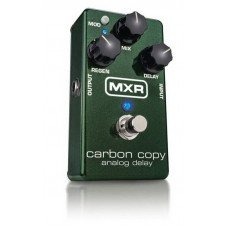 Гитарная педаль Dunlop M169 MXR Carbon Copy Analog Delay