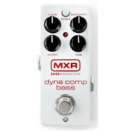 Гитарная педаль Dunlop M282 Bass Dyna Comp Compressor Mini