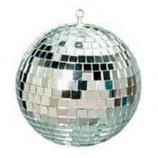 Nightsun SN001 Mirror Ball 8""