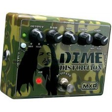Гитарная педаль Dunlop DD11 MXR Dime Distortion