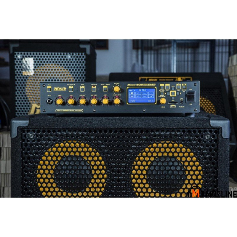 MarkBass Bass Multiamp S 2015
