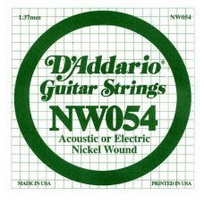 D'Addario NW054 XL Nickel Wound 054