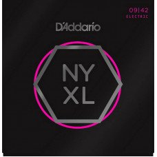 D'Addario NYXL0942 Super Light 09-42