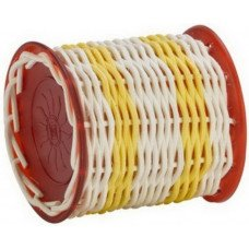 Natal Drums Ganza Small Yellow Band Red Ends