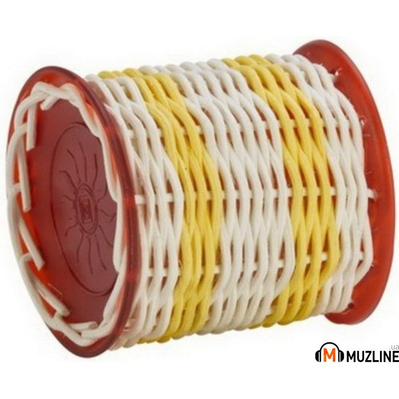 Шейкер Natal Drums Ganza Small Yellow Band Red Ends