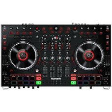 DJ контроллер Numark NS6II 4-Channel Premium