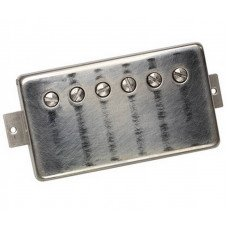 Звукосниматель DiMarzio DP261N8 PAF Master Bridge Worn Nickel Cover