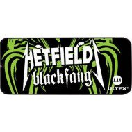 Dunlop PH112T1.14 Hetfield's Black Fang Pick Tin 1.14