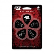 Planet Waves PW1CBK6-10JS Joe Satriani Heavy