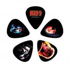 Planet Waves PW1CBK4-10K3 Kiss Picks - Kiss Alive Ii Medium