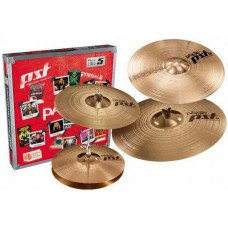 Paiste PST5 Rock Set + Crash 18""